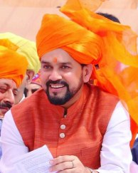 anurag thakur politician
