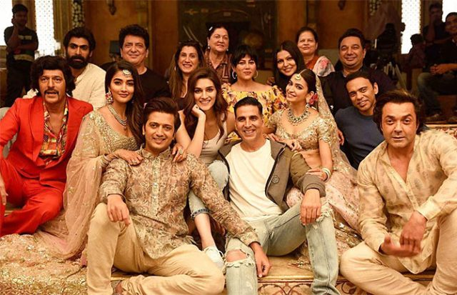 HouseFull 4 Movie Leaked