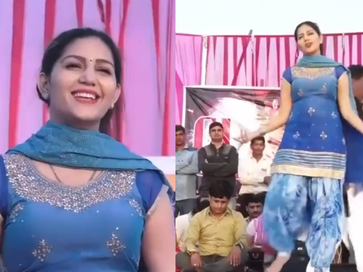Sapna Chaudhary's song created a ruckus, 18 crore people watched the video!