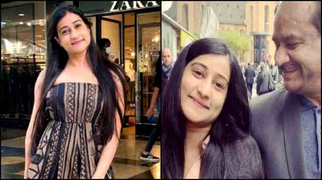 Lok Sabha Speaker's daughter is more beautiful than Bollywood actress, IAS made in first attempt