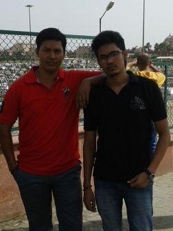 Bharat gusain and Rakesh Gusain