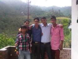 My childhood Friends