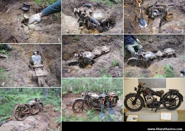 Found Treasure Us Buried