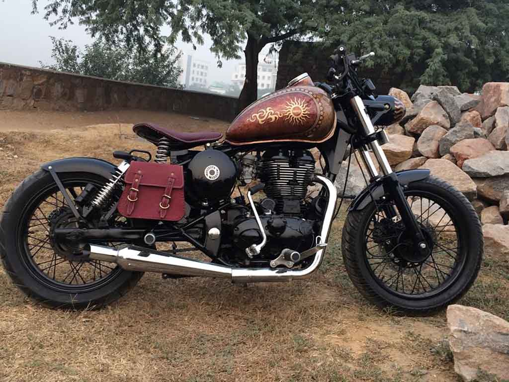 Bike Enfield Bullet Modification 350 Classic Www Galleryneed Com
