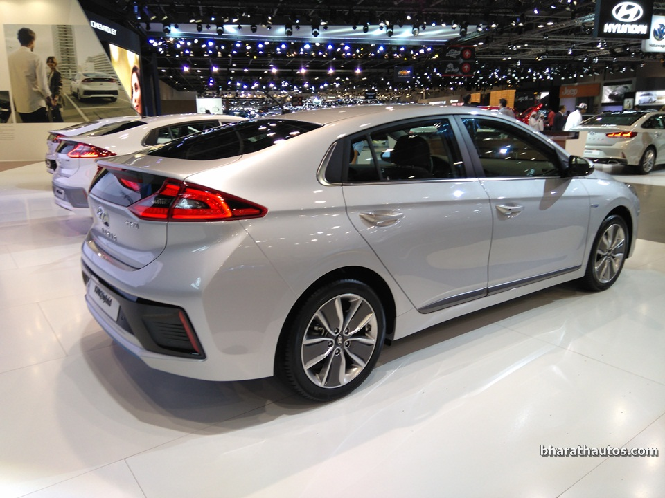 Hyundai India To Unveil Ioniq And N Performance At 2018