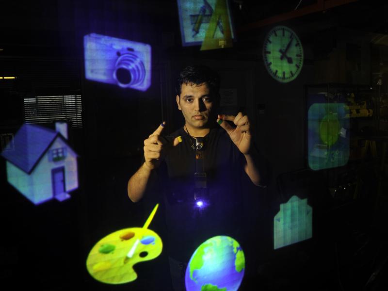 Sixth Sense Technology - Brief description (1/6)