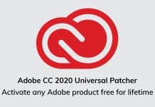Adobe CC 2020 Universal Patcher GenP