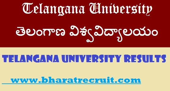 TU Results,TU Degree Supply Results 2018, Telangana University Degree Results