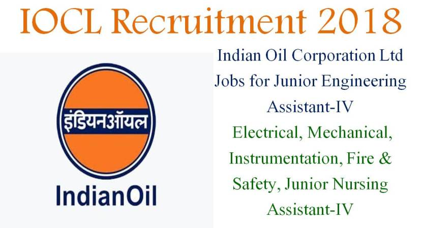 IOCL Recruitment, latest government jobs