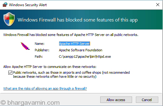 firewall-access
