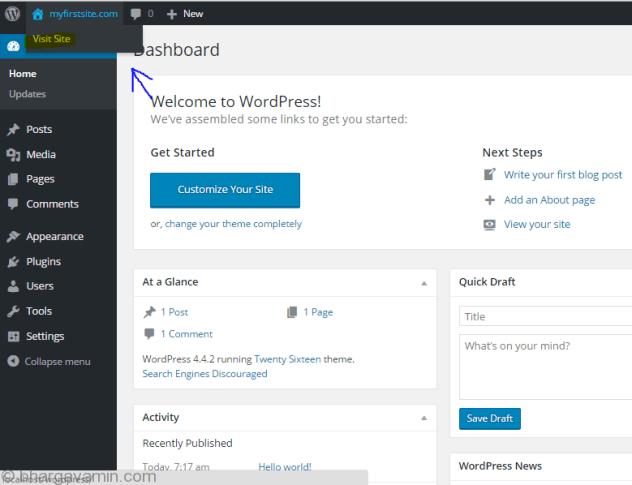 default-website