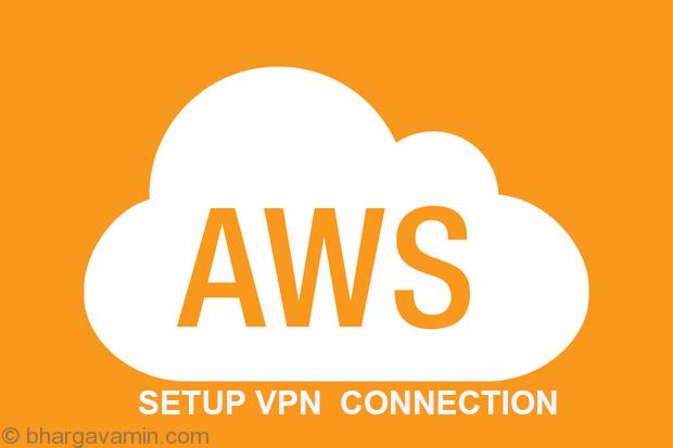 aws-vpn-connection