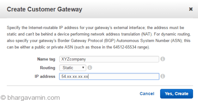 vpn-customer-gateway