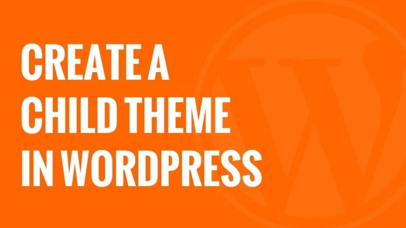 How to Create Child-theme in WordPress Step by Step very easy