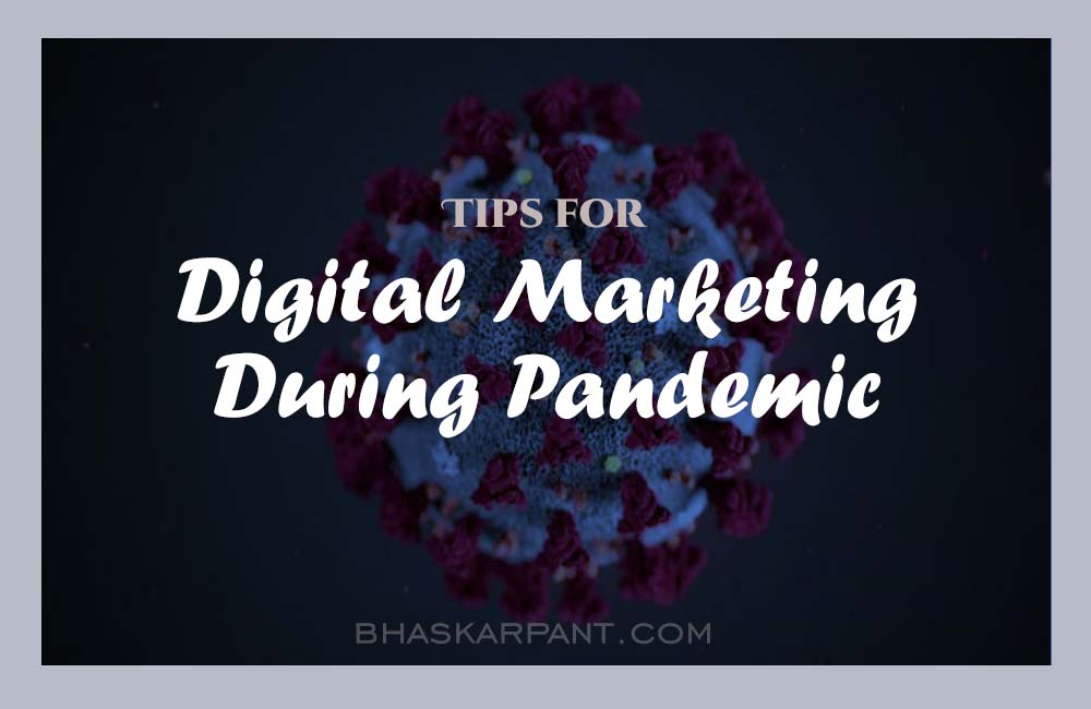 digital marketing during the pandemic