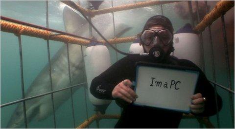 I am a PC