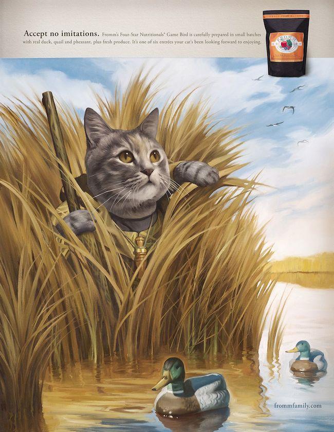 fromm-family-foods-wait-polynesian-cats-imitations-entree-print-357290-adeevee