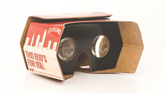 Budweiser VR