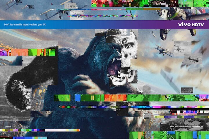 Vivo HD King Kong