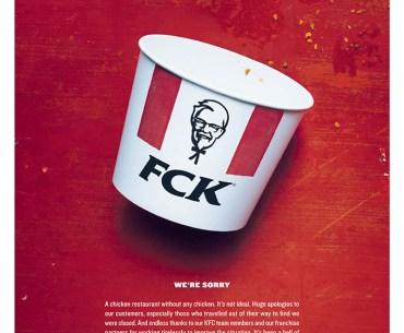 KFC apology