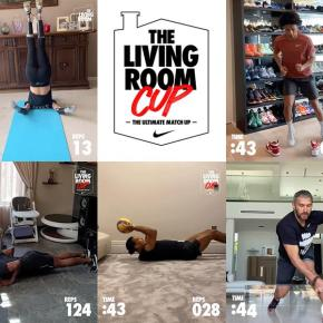 Nike Living Room Cup