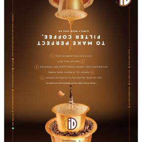 ID Filter coffee creative ads