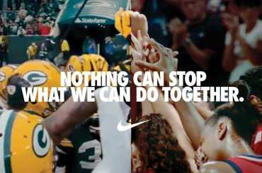 Nike You Can't Stop Us