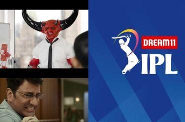 IPL celebrity ads