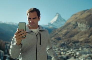 Switzerland Tourism Roger Federer