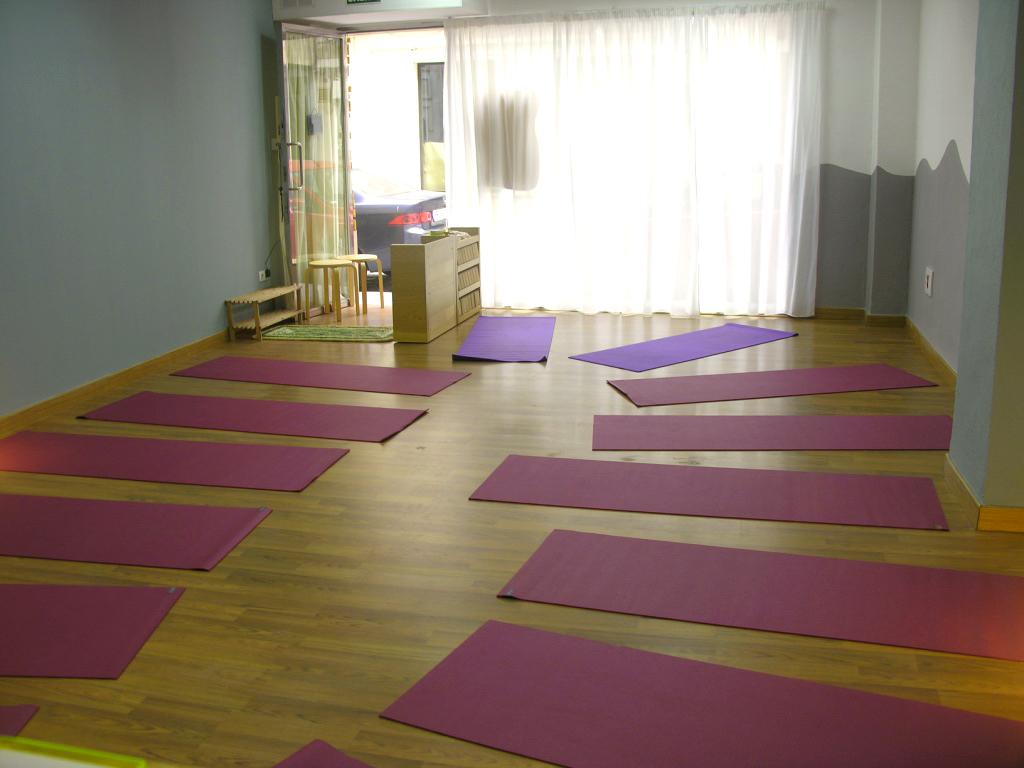 Instalaciones Bhavan Centro de Yoga