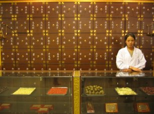 Biotic Interactions - Spiritualism vs Parasitism. Chinese Medicine uses Natural products to treat diseases.
