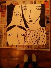 Alina Vergnano's finished piece!
