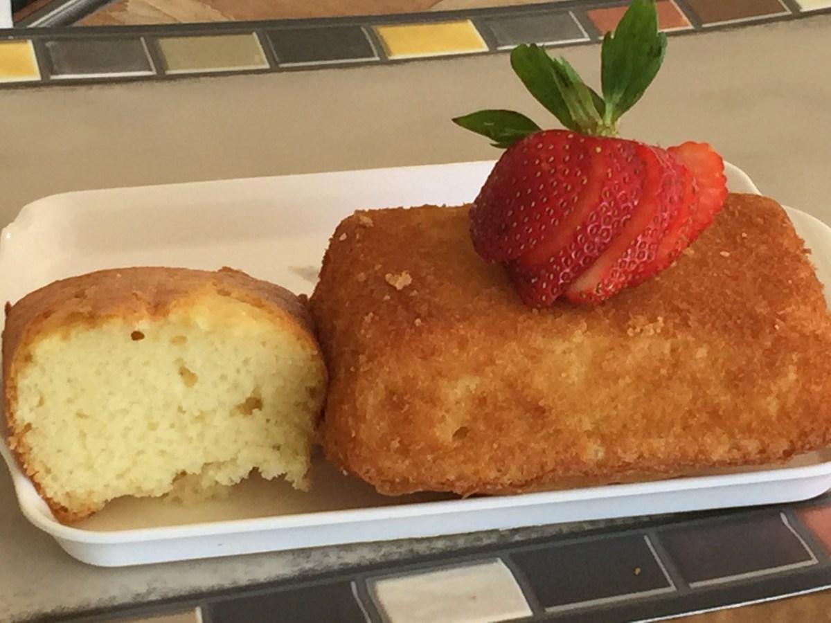 Eggless Vanilla Cake Bhavna