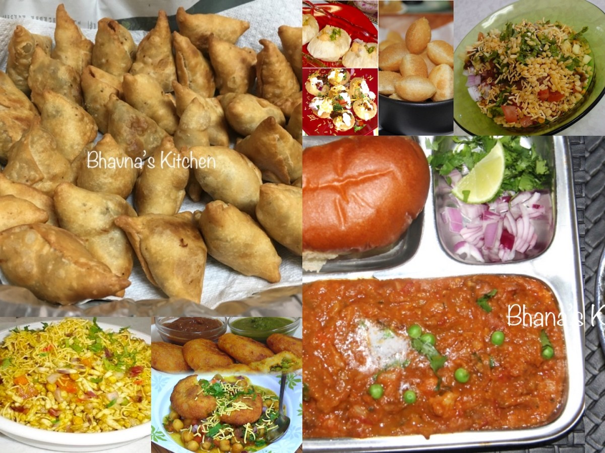 Mind Blasting Indian Street Foods That Will Make You Run For A Bite!