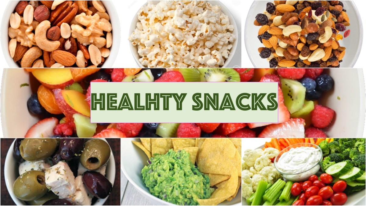 Healthy Snacks for the Week