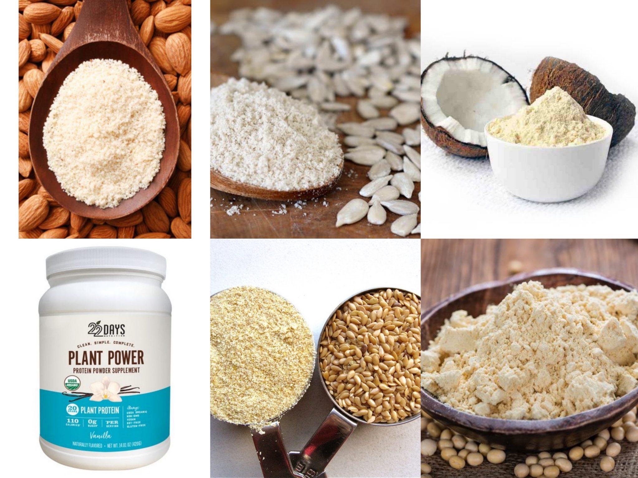 Healthy Gluten Free Flour Mix