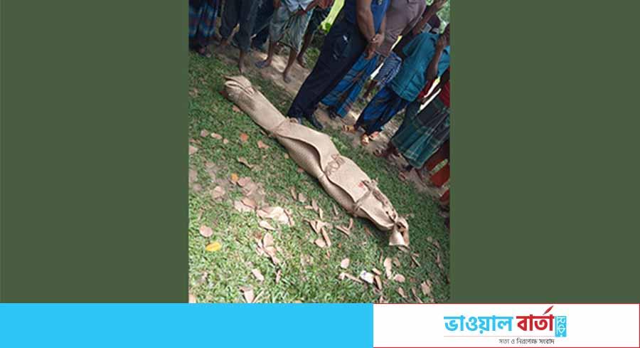 গাজীপুরের কাপাসিয়ায় বিদেশ ফেরত এক যুবককে কুপিয়ে হত্যা