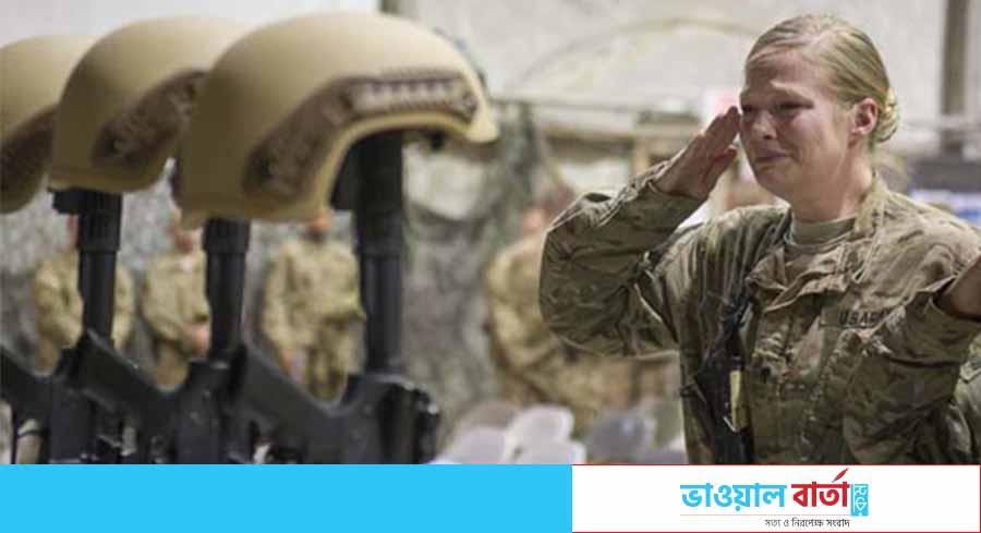 আফগানিস্তানে ৪০০ মার্কিন ঘাঁটি ভেঙ্গে দেয়ার কাজ শুরু