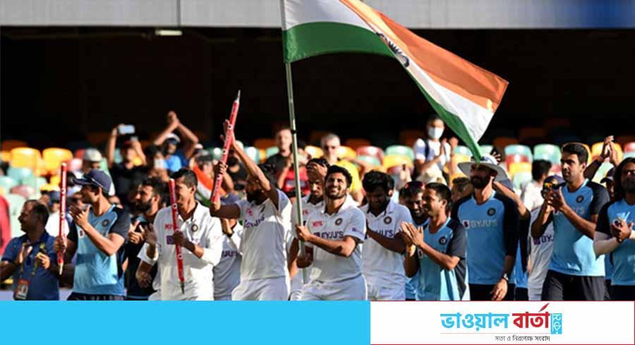 দর্পচূর্ণ ক্যাঙারুর, ৩২৮ রান তাড়া করে ভারতের টেস্ট জয়