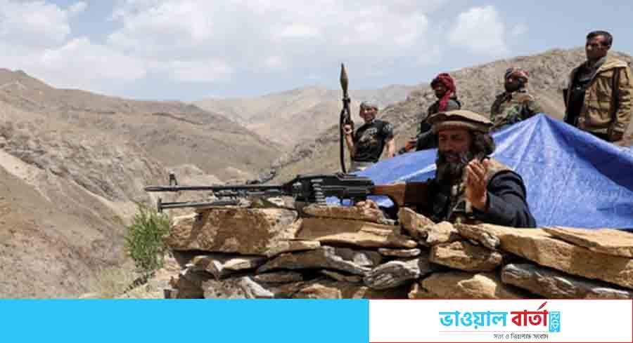 আফগানিস্তানে সংঘর্ষ চলছে: কান্দাহারে বিমান হামলায় '৭০ তালেবান নিহত'