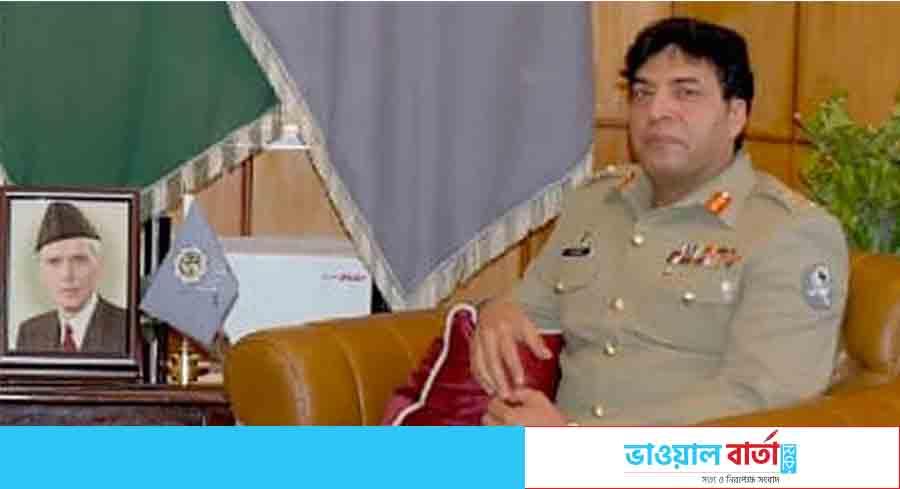 পাকিস্তান নতুন গোয়েন্দা প্রধান নিয়োগ দিয়েছে