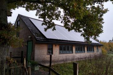 Solar power schools 1- the montessori place - brighton hove energy services