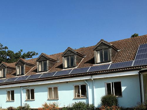 Rooftop Solar PV - Montessori Place 3