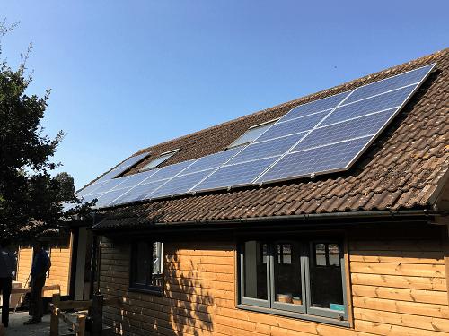 Rooftop Solar PV - Montessori Place 4