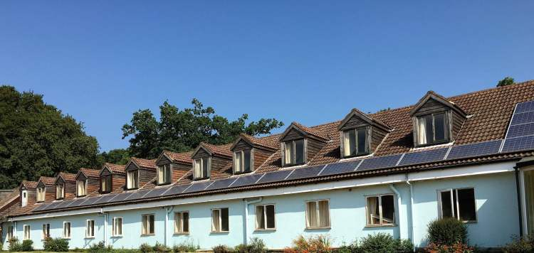 Solar power schools 2- the montessori place - sussex - brighton hove energy services