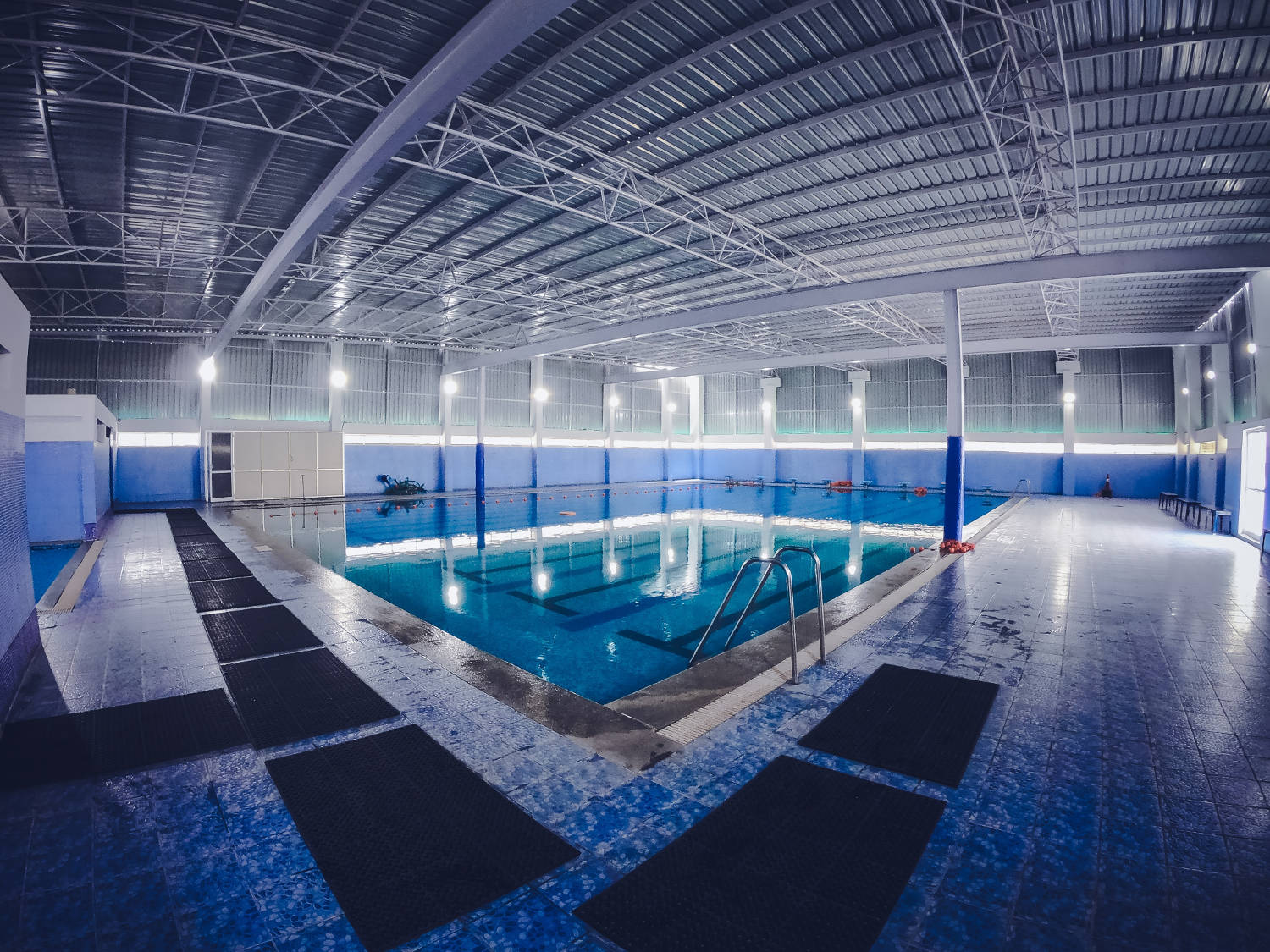 reduce energy costs swimming pool recreation brighton hove sussex