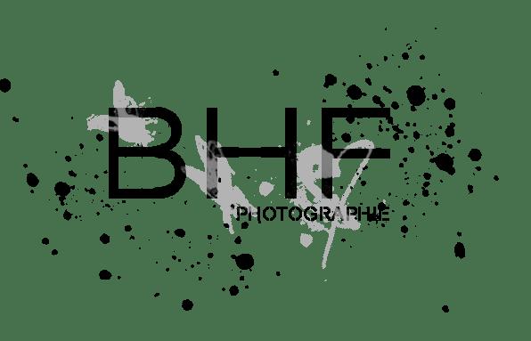 Logo BHF Photo- Photographe de mariage en Rhône Alpes