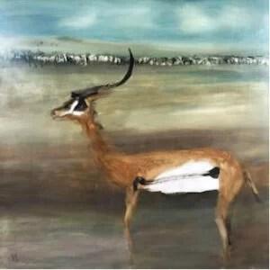 Lot 111 Gazelle