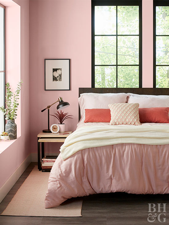 Paint Colors For Bedrooms Better Homes Amp Gardens