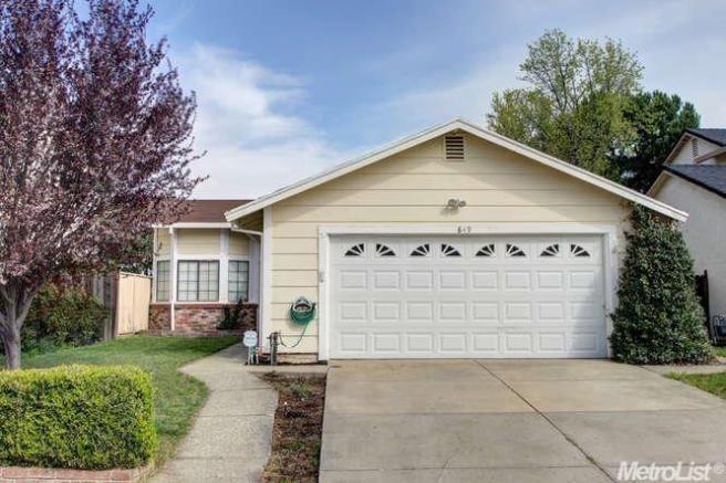 849 Elmridge Way, Sacramento, CA 95834